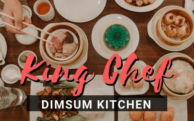 King Chef Dimsum Kitchen Baguio: An Honest Review